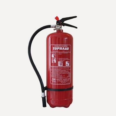 Прахов пожарогасител 1