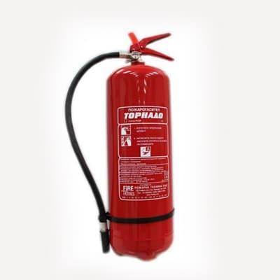 Воден пожарогасител 2