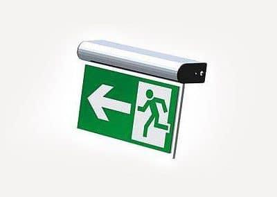 Евакуационна лампа 3