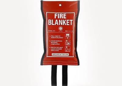 Одеяло пожарникарско лек тип