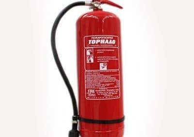 Пожарогасител водопенен 9 л