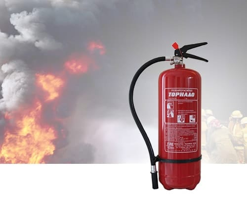 пожарогасители; системи за пожароизвестяване
